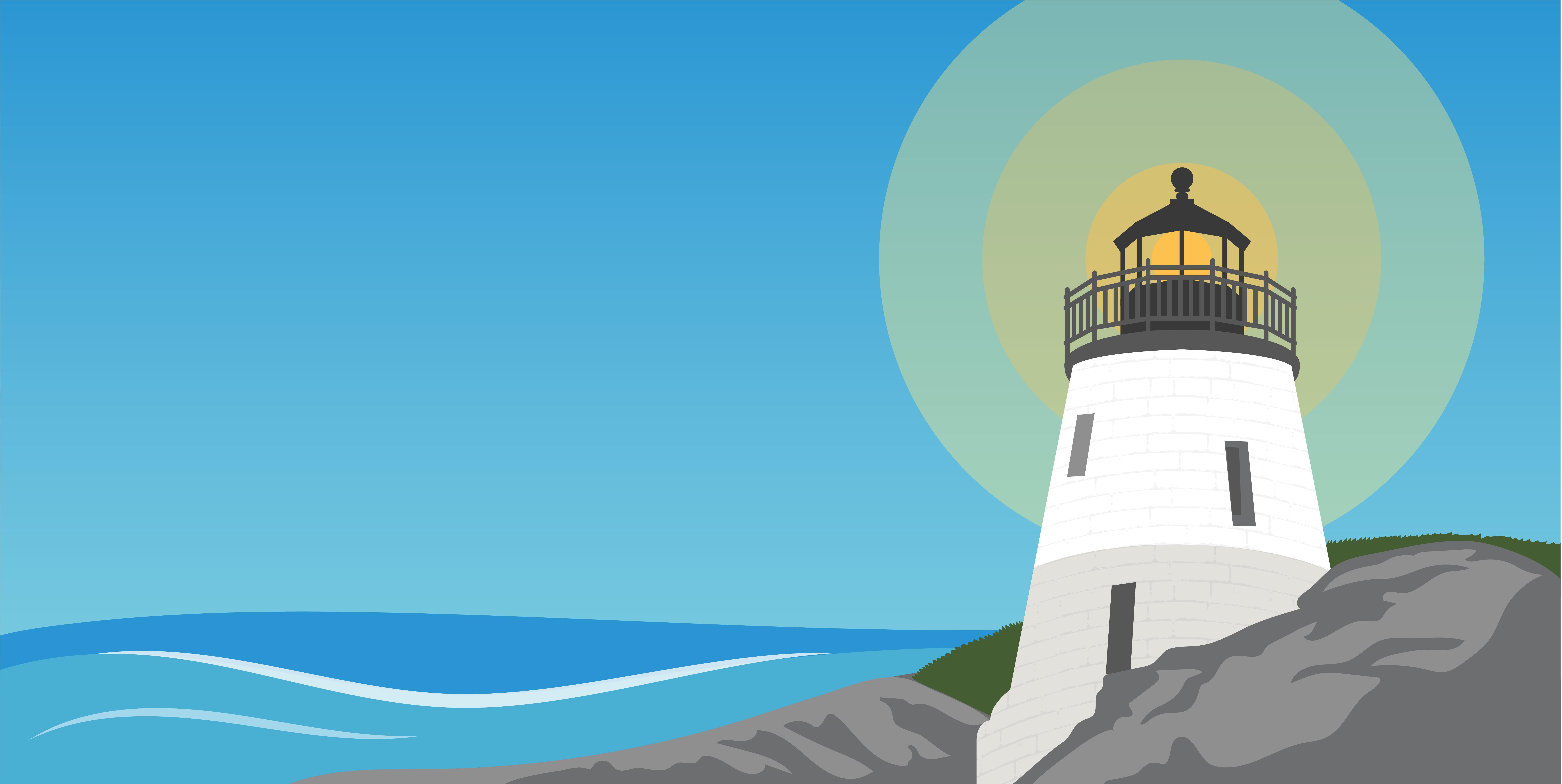 New England Lighthouse - RI Parity