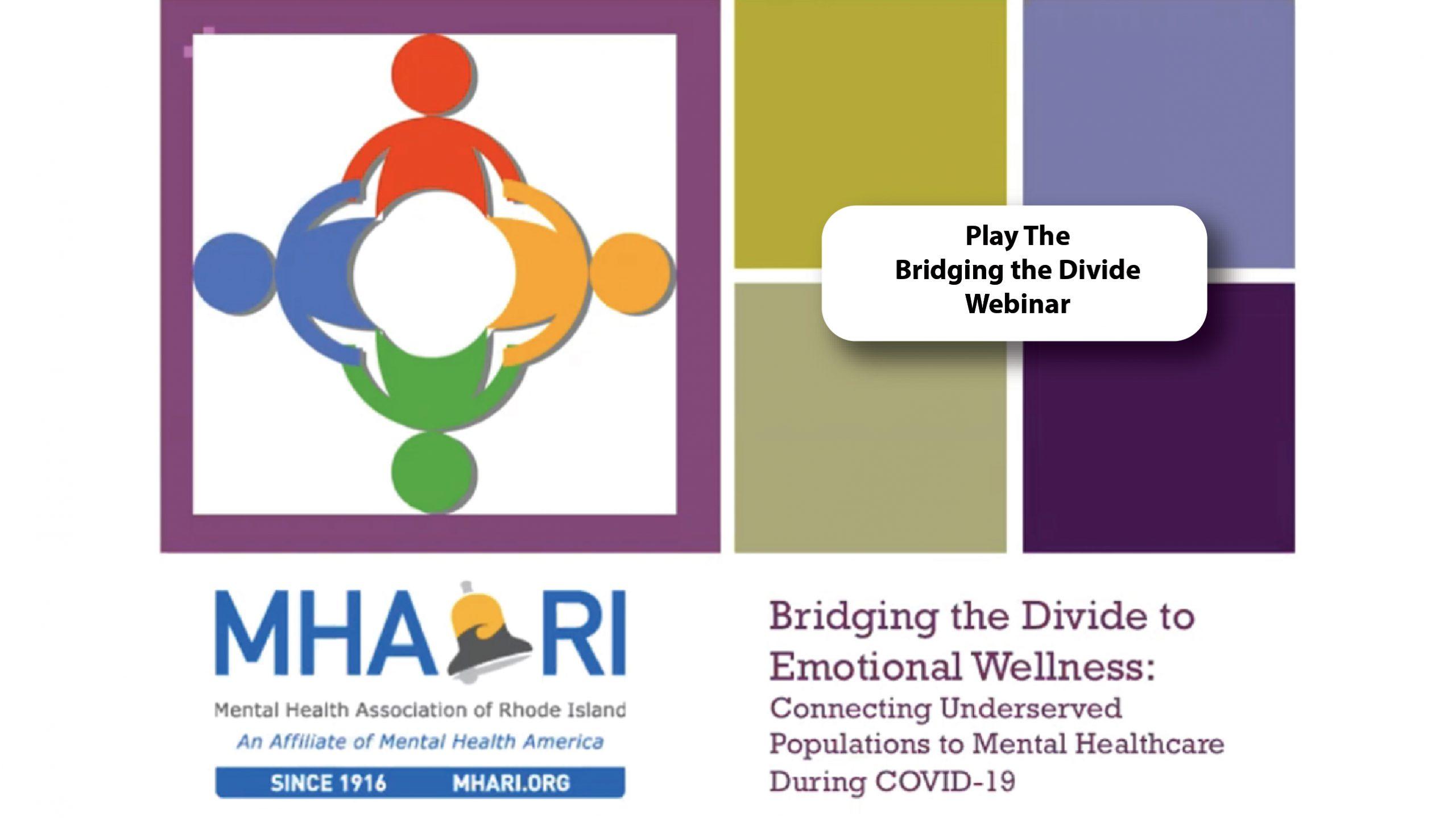 Bridging the Divide Banner